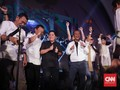 Tim Jokowi Tegaskan Belum Atur Jatah Kursi Menteri