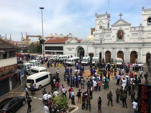 Korban Bom Sri Lanka Bertambah, 138 Meninggal & 400 Terluka