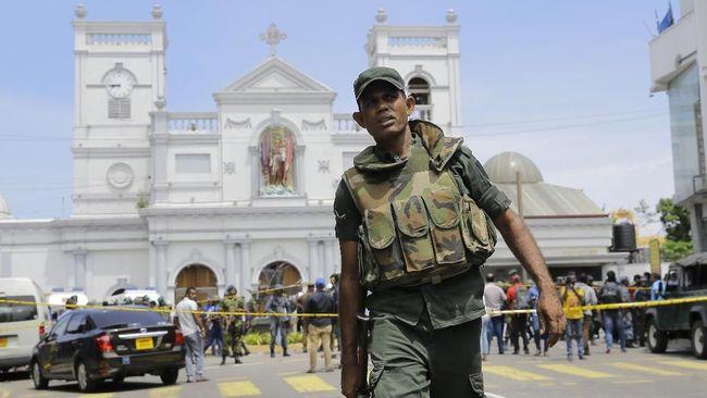 Waspada Teror, Intelijen Sri Lanka Imbau Hindari Rumah Ibadah