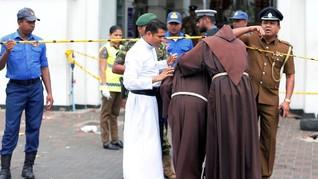 Gereja Katolik Yerusalem Berdoa Teroris Bom Sri Lanka Tobat