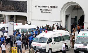 Jadi Minoritas, Kenapa Gereja di Sri Lanka di Bom?
