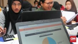 Ada Serangan Siber, KPU Jamin Suara Pemilu 2019 Tak Berubah