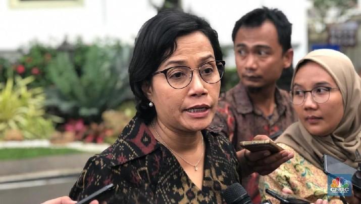 Sebar Bansos, Sri Mulyani Pede Konsumsi Tumbuh 5% di Q1-2019