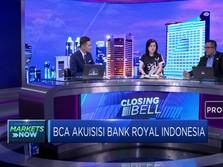 Akuisisi Bank Royal Indonesia, BCA Gelontorkan Rp 1,01 T