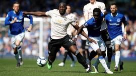 Man United Kalah, Lukaku Diejek Kegemukan