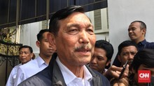 Luhut Apresiasi Langkah BPN Prabowo-Sandi Bertarung di MK