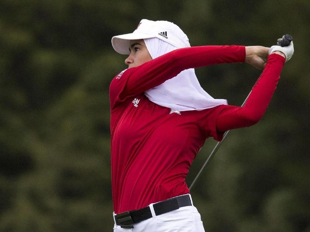Perjuangan Pemain Golf Berhijab di Amerika, Tak Menyerah Meski Di-Bully
