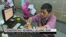 VIDEO: Pemerintah Lelang SUN Seri SPN & FR