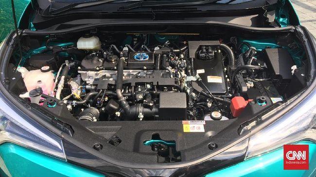 Harga Baterai Toyota C-HR Hybrid Puluhan Juta Rupiah