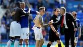 Skor 0-4 merupakan yang terburuk bagi Man United pada musim ini. (Action Images via Reuters/Jason Cairnduff)