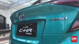 Toyota Disebut Siapkan Rp28 T Produksi 'Hybrid' di Indonesia