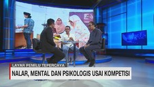 VIDEO: Nalar, Mental dan Psikologis Usai Kompetisi (1/4)