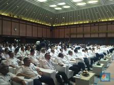 Usai Pilpres Menteri Basuki Kumpulkan Ribuan CPNS, Ada Apa?