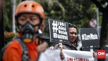 Jokowi Didesak Tegur Kapolri Stop Sudutkan Pejuang Lingkungan