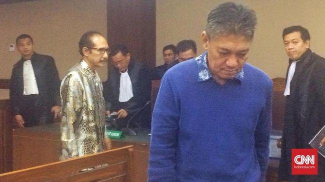 Dua Hakim PN Jaksel Didakwa Terima Suap Ratusan Juta