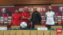 Dihuni Banyak Bule, Pelatih Persija Sindir Ceres Tim Eropa