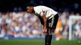 Man United tidak mampu melepaskan tembakan ke arah gawang hingga menit ke-85. Anthony Martial menjadi pemain pertama Man United yang mencatatkan shot on target. (REUTERS/Andrew Yates)