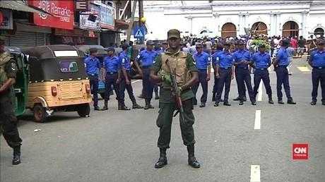 VIDEO: Bom Paskah Sri Lanka Renggut 290 Nyawa
