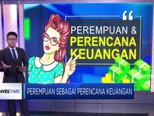 Perempuan, Perencana Keuangan Andal