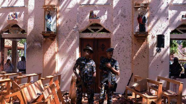 Sri Lanka Rilis Nama Sembilan Pelaku Bom Paskah