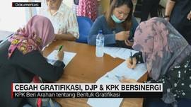 VIDEO: Kerja Sama DJP & KPK untuk Cegah Gratifikasi