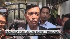 VIDEO: Luhut Batal Bertemu Prabowo