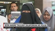 VIDEO: Hina Prabowo, Istri Andre Taulany Dilaporkan Ke Polisi