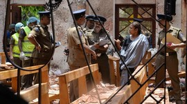 Sri Lanka Sebut Bom Paskah Bentuk Balasan Teror Christchurch