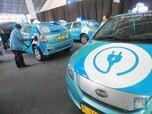 Punya Taksi Listrik, Laba Blue Bird Q3-2019 Masih Drop 31%