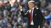 Sejak mengganti Jose Mourinho di kursi manajer Man United, Ole Gunnar Solskjaer sudah mengalami tujuh kekalahan di berbagai ajang. (Action Images via Reuters/Jason Cairnduff)