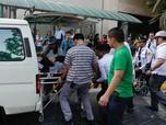 Gempa 6,3 M Guncang Filipina, 5 Orang Tewas & Bandara Rusak