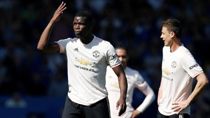 Pogba Mengakui Manchester United Tampil Memalukan
