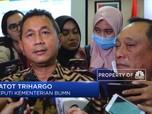 Pasca-Pilpres, Ambisi Holding BUMN Berlanjut