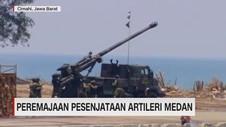 VIDEO: Peremajaan Pesenjataan Artileri Medan
