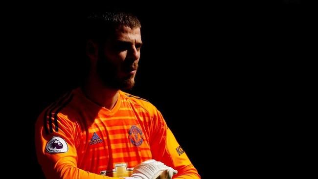 48 - Gawang David de Gea sudah bobol 48 kali musim ini. Catatan kebobolan tersebut merupakan yang terburuk bagi Manchester United di era Liga Primer Inggris. (Action Images via Reuters/Jason Cairnduff)