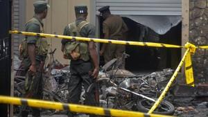 Gagal Cegah Teror Bom, Pejabat Sri Lanka Berselisih