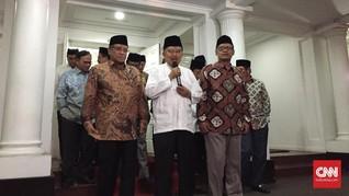 JK: Pertemuan Jokowi dengan Prabowo Makin Cepat, Makin Baik