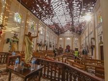Serangan Bom Bisa Pukul Pariwisata & Ekonomi Sri Lanka