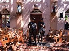 Polisi Tangkap 24 Orang Terkait Serangan Bom Sri Lanka