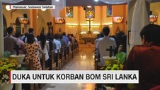 VIDEO: Duka untuk Korban Bom Sri Lanka