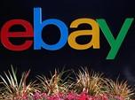 Kalah 'Perang' dengan Alibaba, eBay Tergusur dari Pasar China