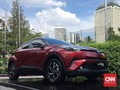 Toyota C-HR Hybrid Meluncur, Lebih Mahal Rp 30 jutaan