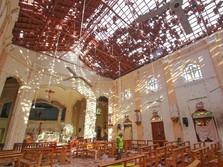 Korban Tewas Bom Sri Lanka Bertambah Jadi 359 Orang