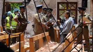 Sri Lanka Salah Tuduh Aktivis Muslim AS Terkait Bom Paskah