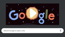 Cara Google Doodle Peringati Hari Bumi