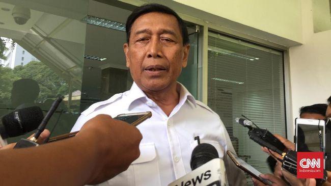 Wiranto Tegaskan Aparat Siap Hadapi Aksi yang Melanggar Hukum