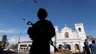 Bom Sri Lanka Seret Pejabat Hingga Istri Emir Dubai Kabur