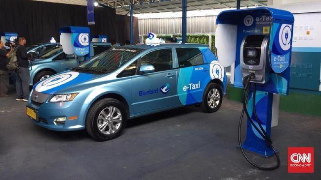 Mobil China BYD Mau Investasi di Indonesia