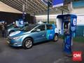 Rencana Blue Bird Sediakan 2.000 Taksi Listrik pada 2025