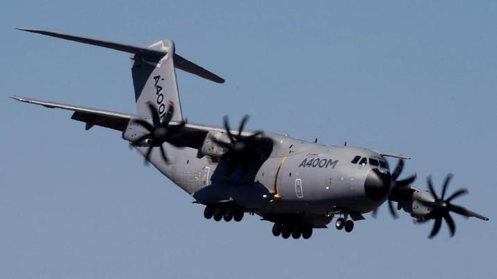 Demi Program BBM Satu Harga, Pertamina Beli Airbus A 400